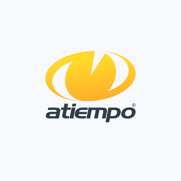 Diseño de Logo Atiempo