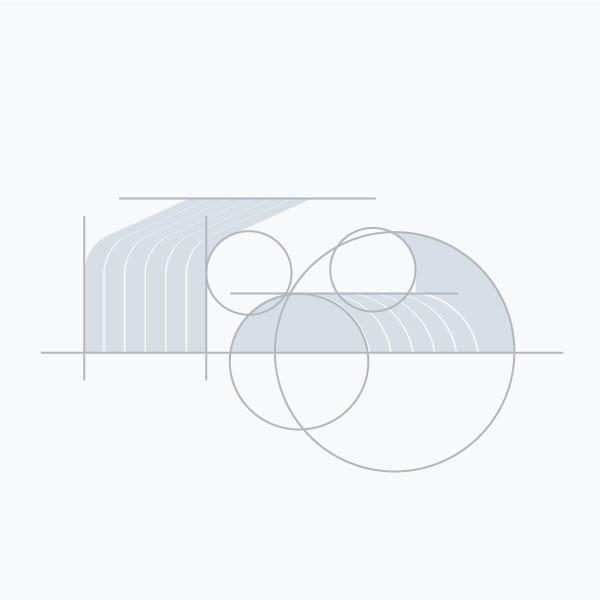 diseño de isotipo curvosteel