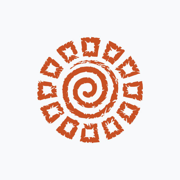 Diseño de isotipo Rocas del Norte