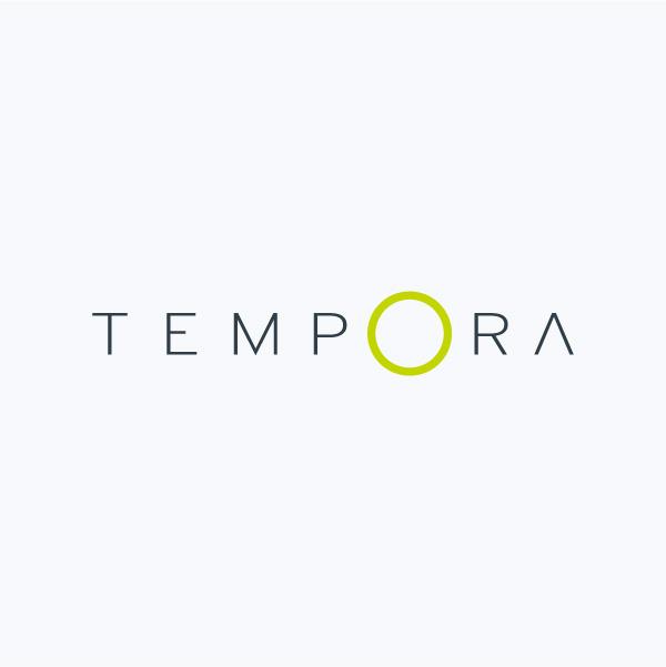diseño de logotipo tempora 01
